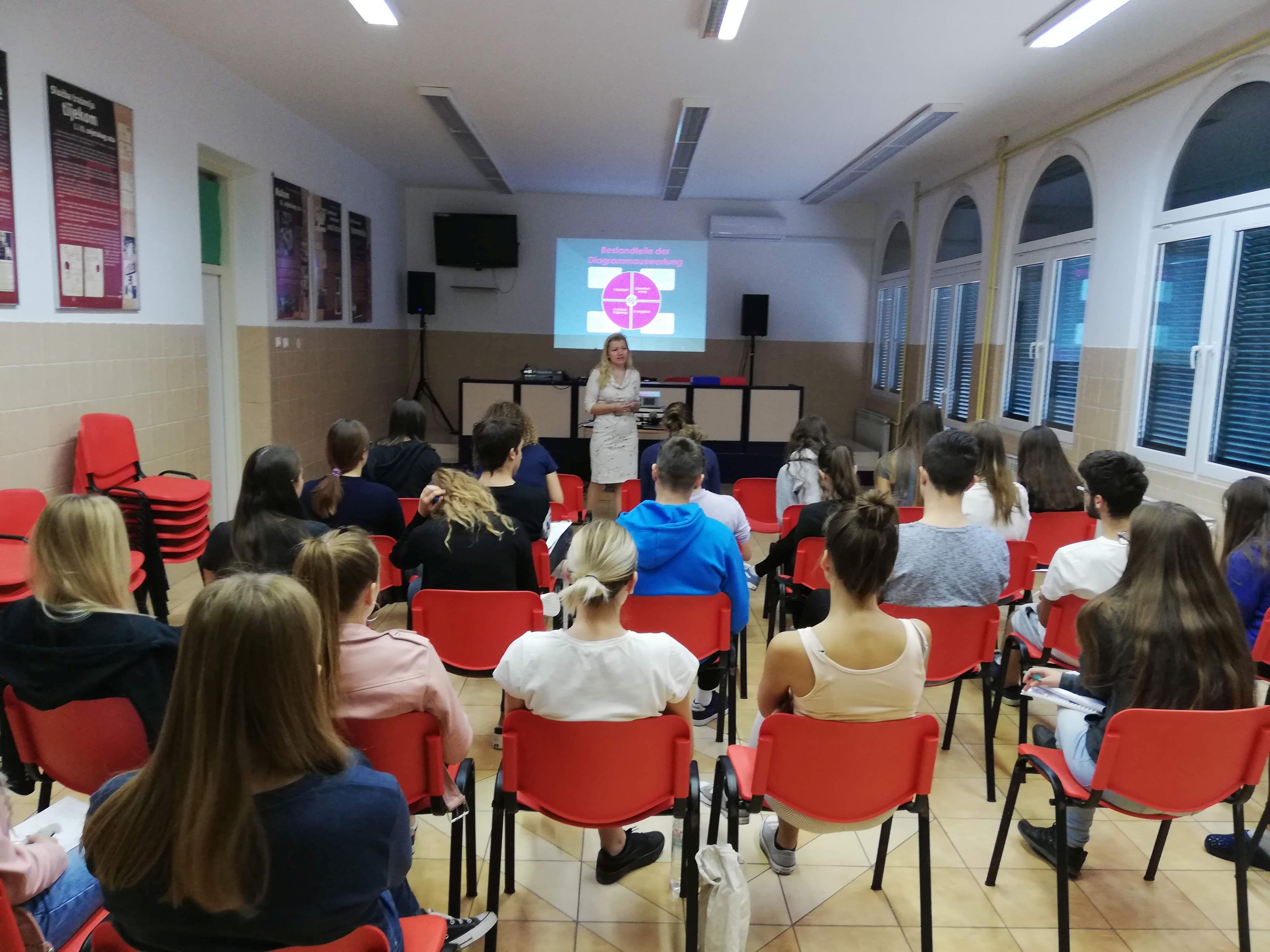 Jezični kamp u Novom Vinodolskom