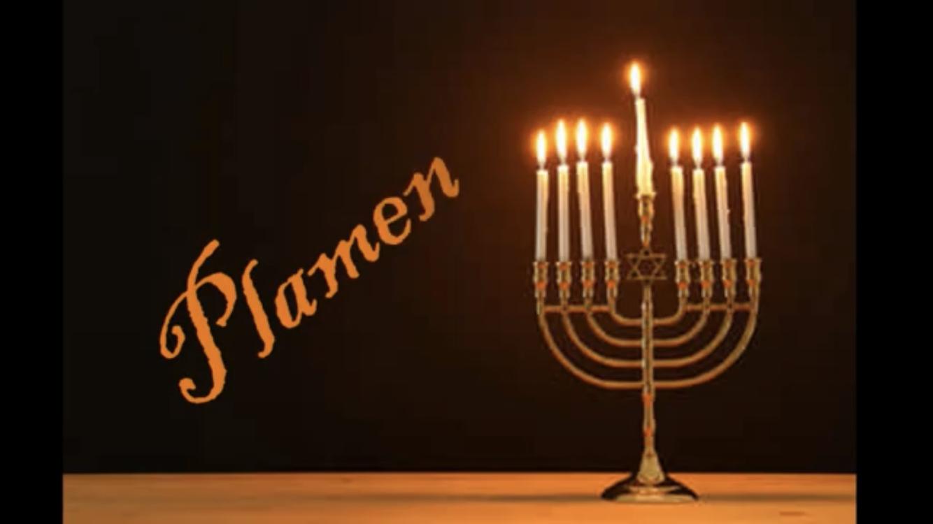 Plamen – simbol ljudskosti i jednakosti